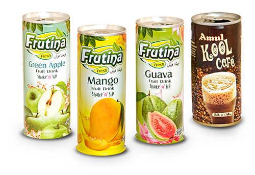 Beverage Cans Manufacturer