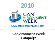 canvironment week campaign